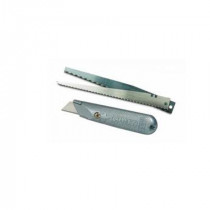 Cutter metalic cu lama trapez/bombaier/fierastrau fixa