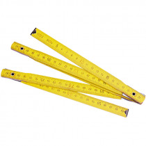Metru tamplar din lemn 1m