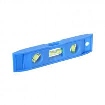 Nivela plastic magnetica / 3 bule - 152mm