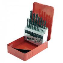 Set burghie metal hss in cutie 1-10mm - 19p.