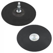 Suport disc abraziv cu tija / 125mm