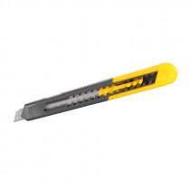 Cutter plastic 18mm cu blocator in trepte