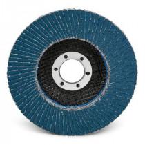 Disc abraziv lamelar cu zirconiu 115mm - gr.40