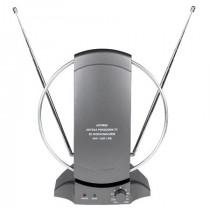 Antena tv de camera cu amplificare