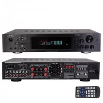 AMPLIFICATOR 5.2 4X75W USB/SD/FM/BT