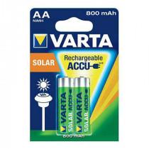 Acumulator r6 aa nimh 800mah solar varta
