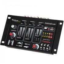Mixer usb cu display digital