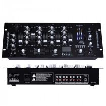 Mixer 19 inch 4 canale cu usb + rec