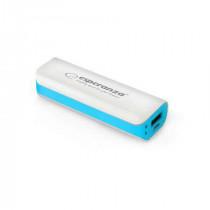 baterie externa2200 mah joule power bank esperanza