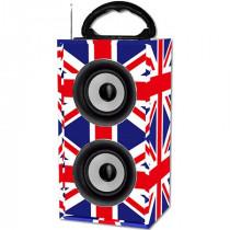 BOXA PORTABILA 12W CU USB/BT/SD/FM/AUX U.K