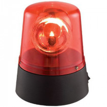 GIROFAR MINI LED POLICE LIGHT ROSU
