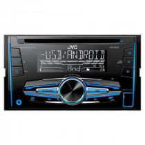 RADIO CD PLAYER 2DIN 4X50W KW-R520 JVC