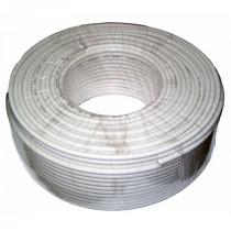 Cablu coaxial rg6u ccs 48x0.12 rola 100m
