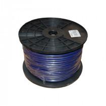 Cablu microfon stereo albastru 6mm 100 m