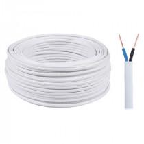 Cablu electric ydyp 2x1.5 450/750v alb 100m