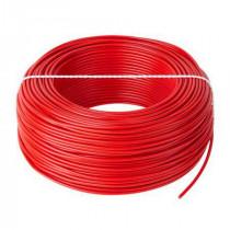 Cablu conductor cupru rosu h05v-k 1x0.75