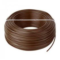 Cablu conductor cupru maro h05v-k 1x0.75