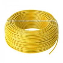 Cablu conductor cupru galben h05v-k 1x0.75