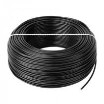 Cablu conductor cupru negru h05v-k 1x1