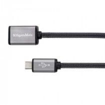 Cablu prelungitor usb-micro usb 1m kruger&mat