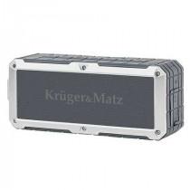 Boxa bluetooth ip67 kruger&matz discovery 2x4w