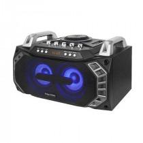 BOOMBOX FUNCTIE BLUETOOTH RADIO FM KARAOKE 2X40W