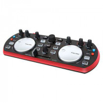 Consola dj mixer audio kruger&matz;
