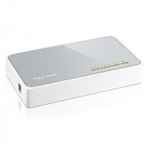Switch 8 porturi tp-link tl-sf1008d 10/100mbs