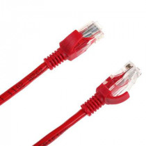 Patchcord utp cat 5e 10m rosu intex