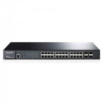 Switch tp-link sg3424 24x10/100/1000mbps