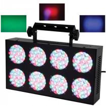 PANOU 192 LED-URI RGB 8-EYES CU DMX