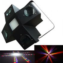 LED LIGHT 4 EYES DMX CU STROBOSCOP