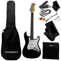 Set chitara electronica madison