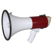 Megafon, Portavoce 50W cu inregistrare, acumulator, sirena