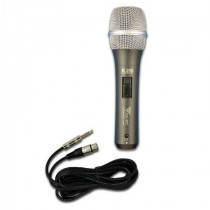Microfon dinamic profesional cu polaritate cardioida