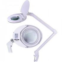 Lampa cu lupa 5 dioptrii t4 22w pentru cosmetica