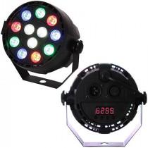 MINI PAR LED RGBW DMX 12X1W RGBW LED