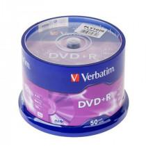 Dvd+r x16 verbatim 4,7gb set 50buc
