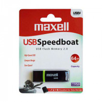 Flash drive 64gb usb 2.0 speedboat maxell