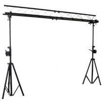 Stand lumini profesional reglabil 1.5m-3m