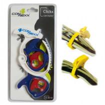 Organizator cablu clickx 5 buc
