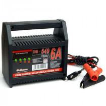 Incarcator baterie acumulator auto 12v 6a cu indicator