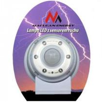 Lampa led cu sensor de miscare mce02