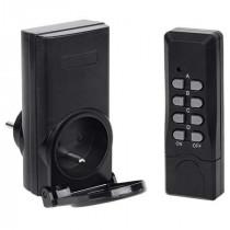 Priza cu telecomanda protectie ip44