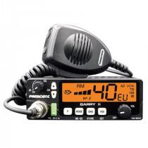 Statie radio CB president Barry II ASC VOX 12/24v