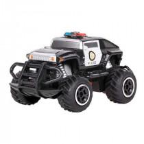 Mini rc car police quer