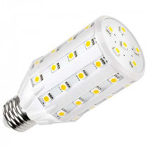 Bec led 46x5050 8w e27 alb cald