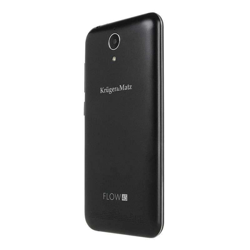 Smartfon flow 4s negru kruger&matz