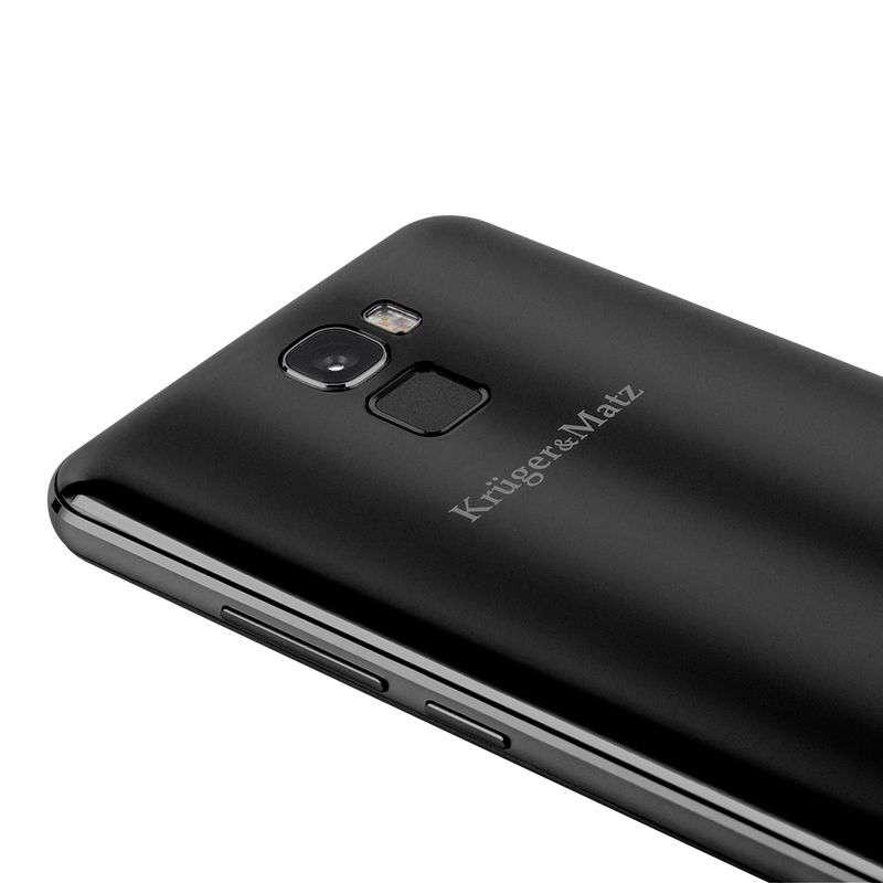 Smartphone live 6+ negru kruger&matz
