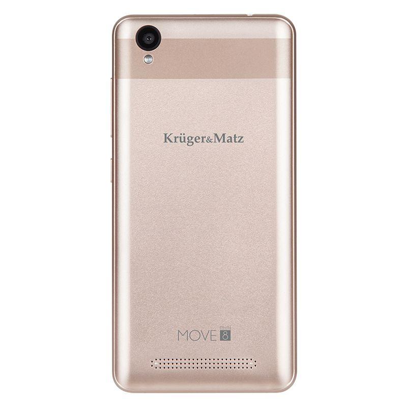 Smartphone move 8 mini gold kruger&matz